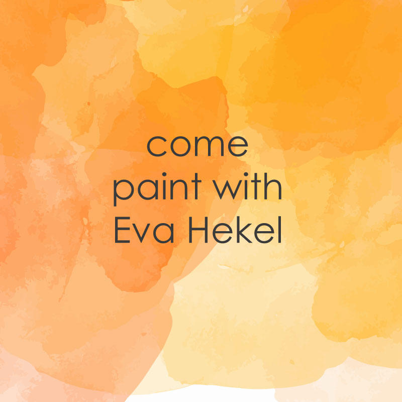 casual painting come paint with EvaHheel