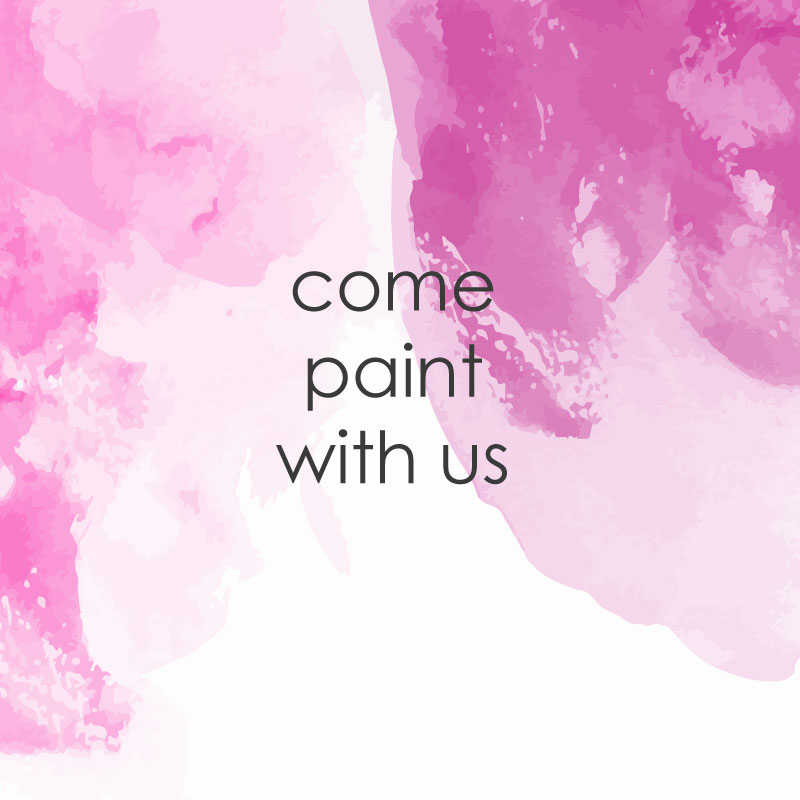 casual painting come paint with us