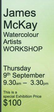 James McKay Workshop